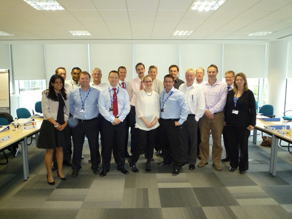 Costain's RPP candidates