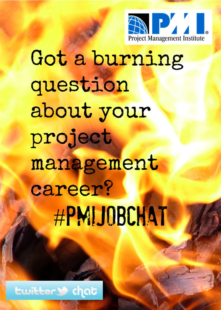 Live Twitter PM Careers Chat from PMI