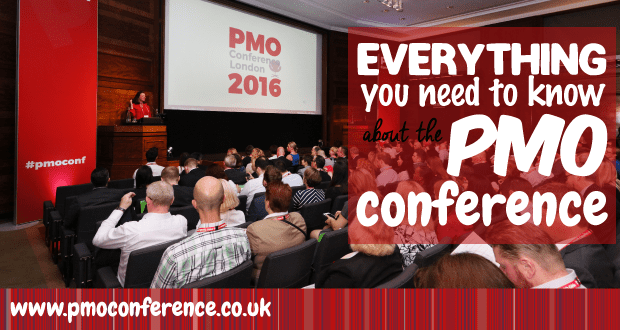 Everything You Need to Know About the PMO Conference in London this June
