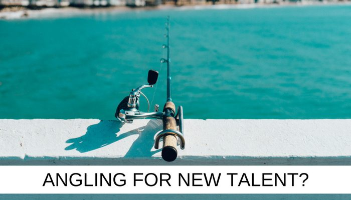 When Angling For Exciting New Project Talent – Fish In Exciting New Pools And Don't Use The Same Old Bait!