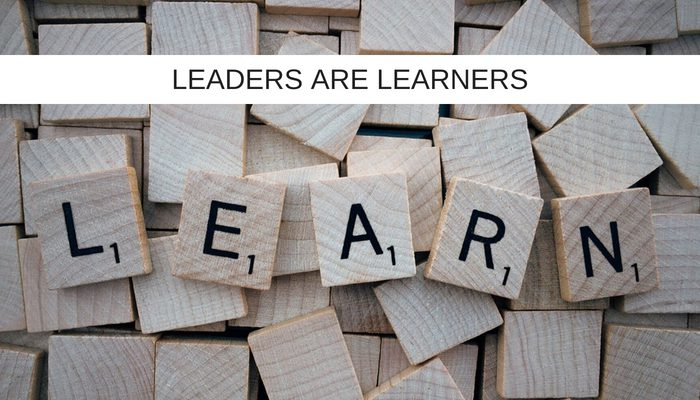 Leaders are learners. How the best IT Project Leaders constantly improve