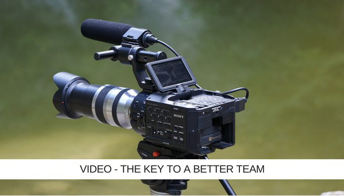 Better IT Project Team Cohesion, Better Decisions, Better Strategies – Set Up A Camcorder