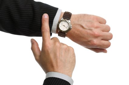 Managing time on a project