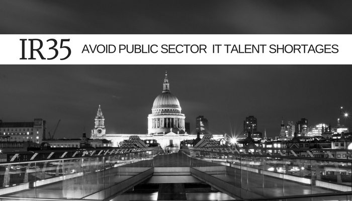 ir35-how to avoid talent shortages